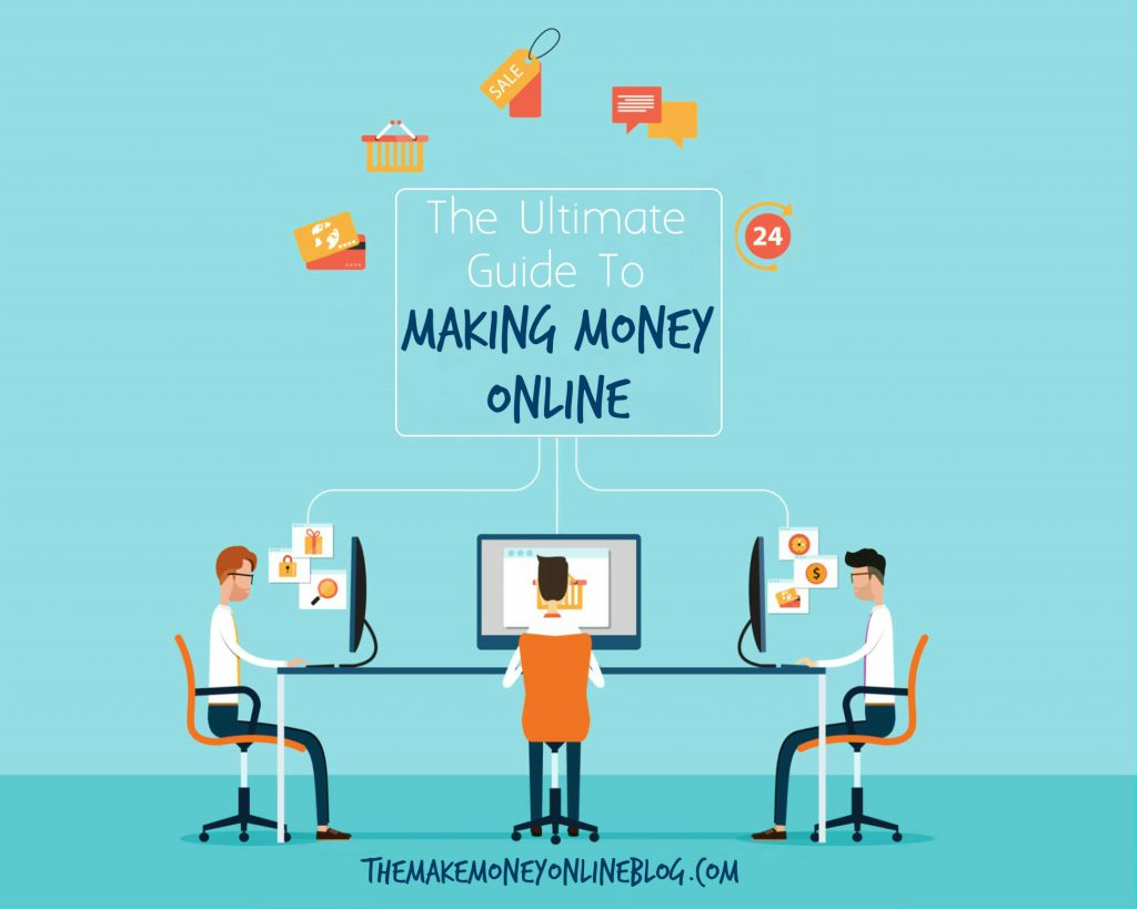 a guide to make money online