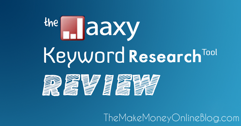 the jaaxy keyword research tool review