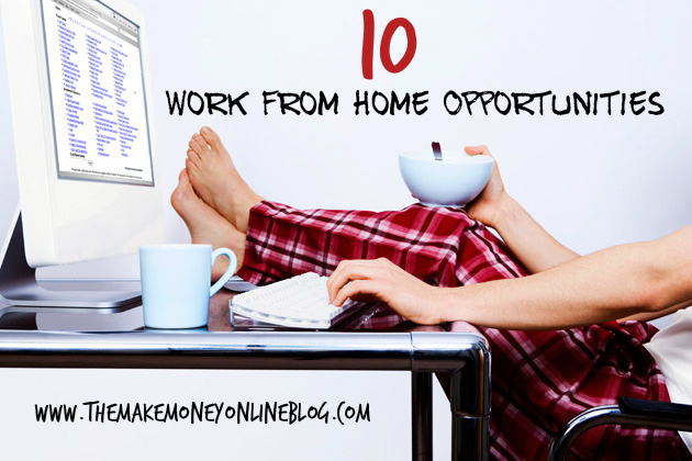 Work From Home Jobs For Mathematicians