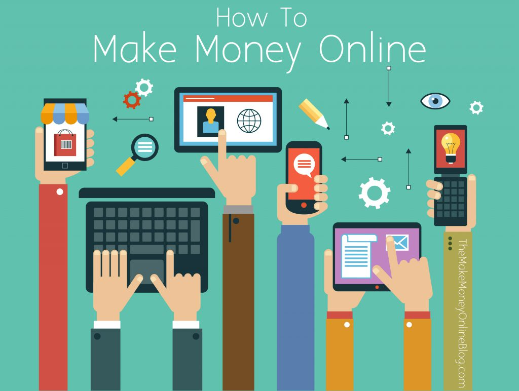 how to make money online fast and free