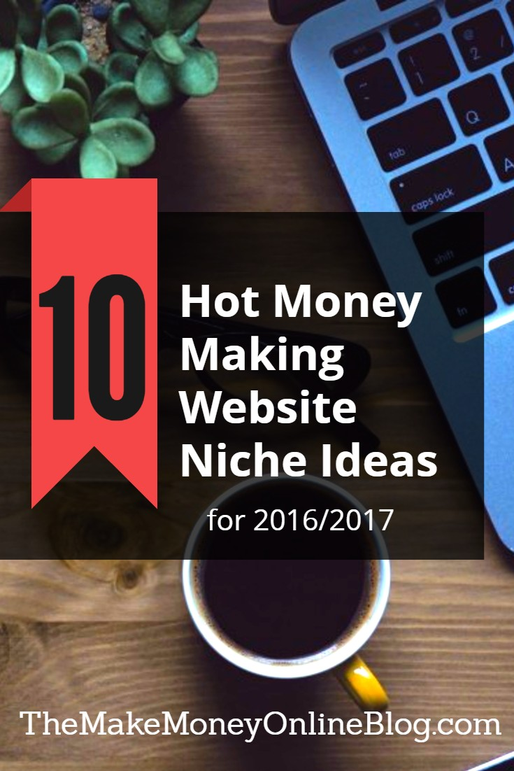 niche website ideas |   The Make Money Online Blog