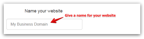 how to start a wordpress blog for free name