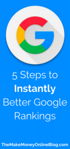 how to get better google rankings