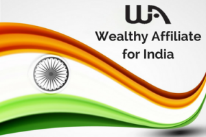 Wealthy Affiliate for India