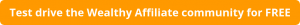 How to join Wealthy Affiliate for free