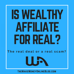 is wealthy affiliate for real