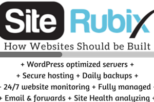 what is the site rubix website builder