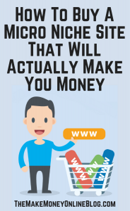 How To Buy A Micro Niche Site