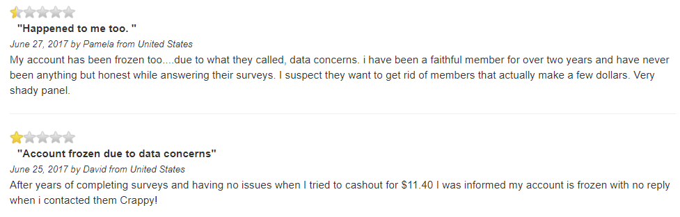 opinion outpost review scam complaints