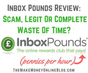 Inbox Pounds Review Scam Legit
