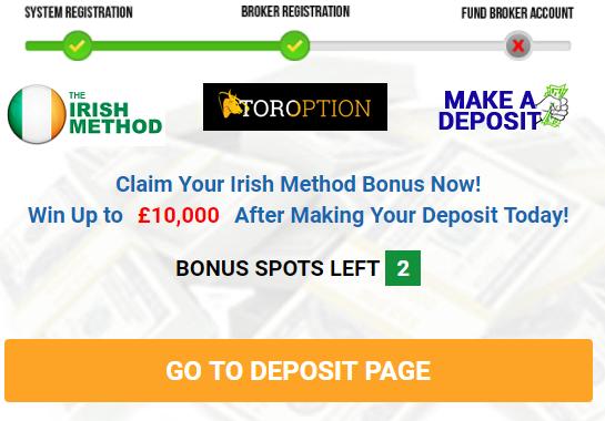irish method review