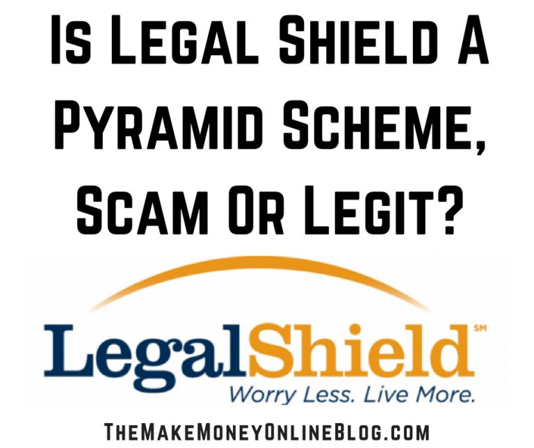 is legal shield a pyramid scheme scam or legit