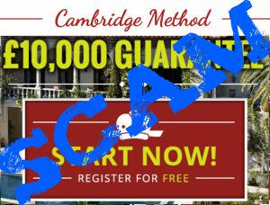 is the cambridge method a scam