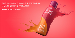 nutraburst Total life changes products