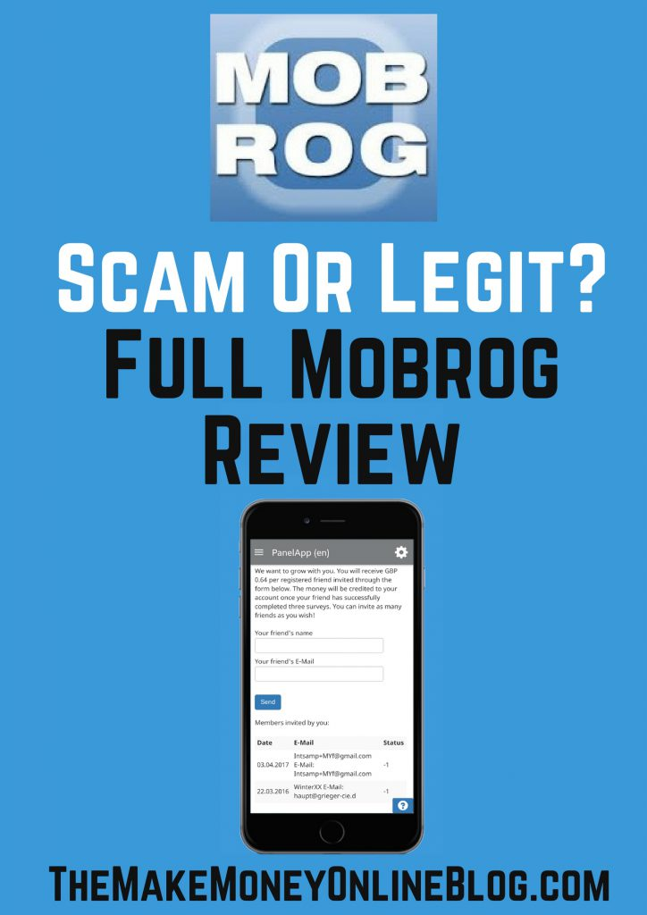 Mobrog review is mobrog a scam