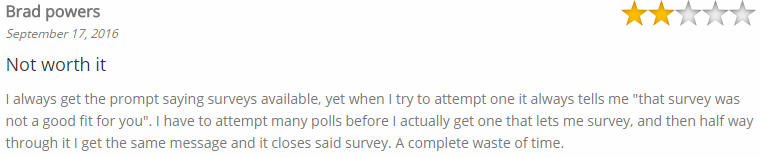ipoll reviews complaints
