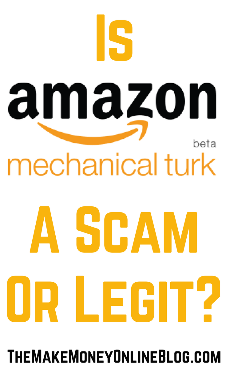 is amazon mechanical turk a scam