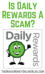 is daily rewards a scam