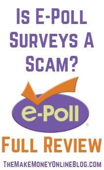 is epoll surveys a scam