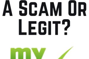 is mysurvey a scam or legit