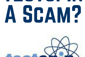 is testspin a scam