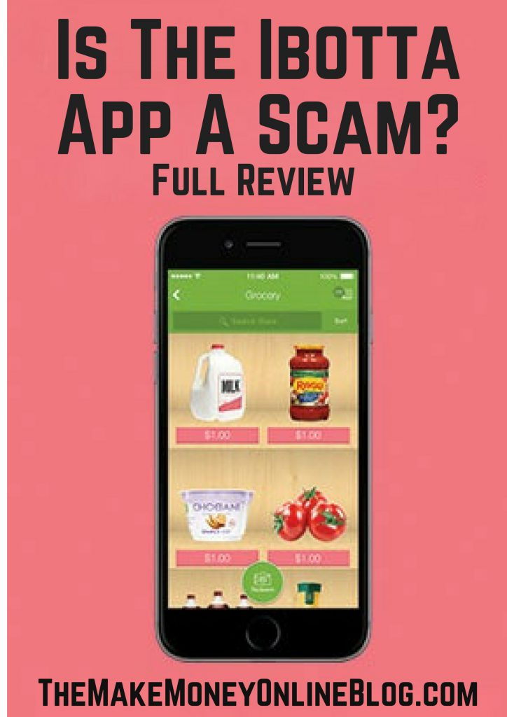 is the ibotta app a scam or legit