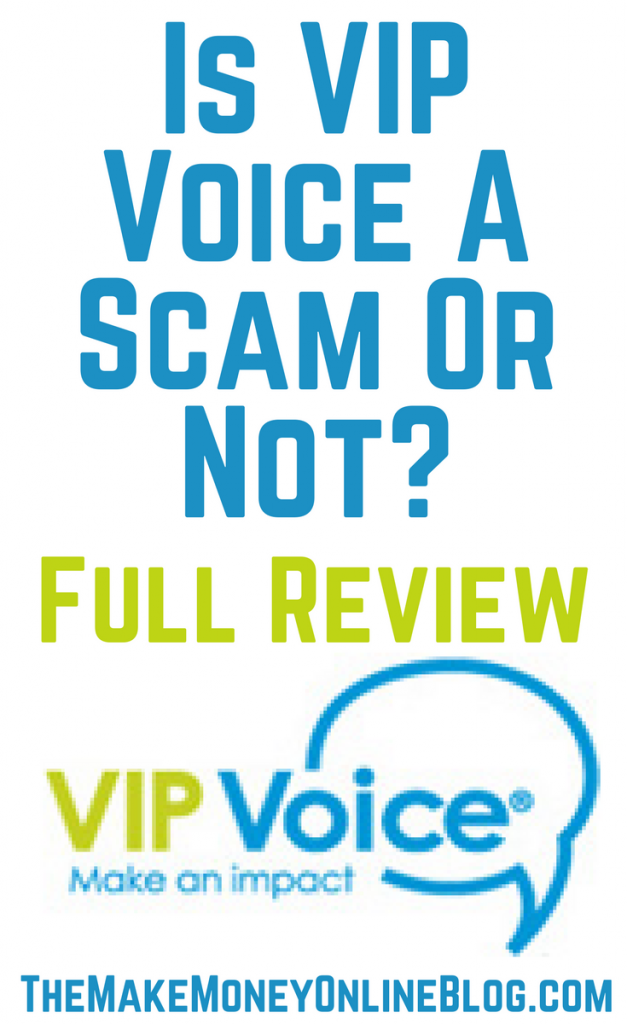 is vip voice a scam or not review