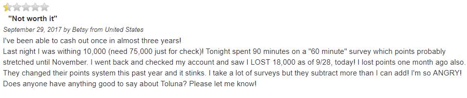 is toluna surveys worth it
