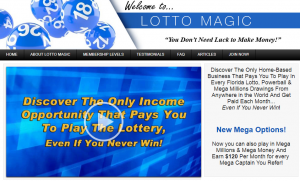 what is lotto magic scam or legit