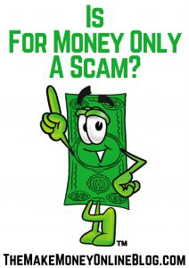 is for money online a scam