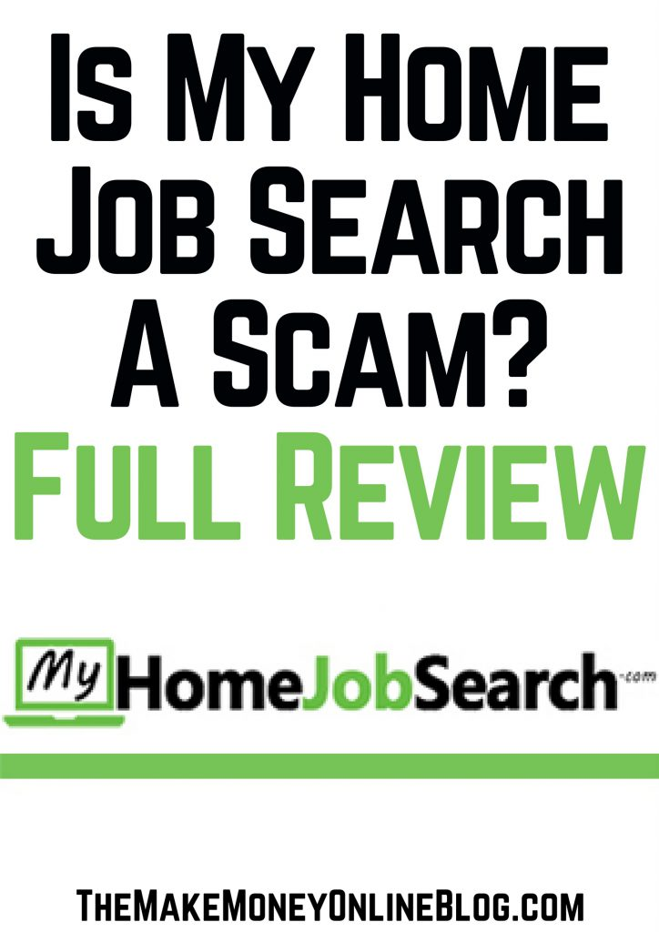 Is My Home Job Search A Scam Yes And I 39 Ll Show You Why