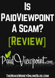 is paidviewpoint a scam