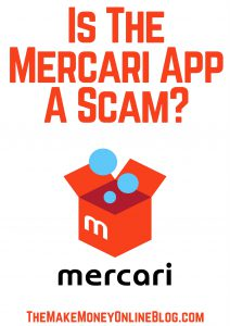 is the mercari app a scam