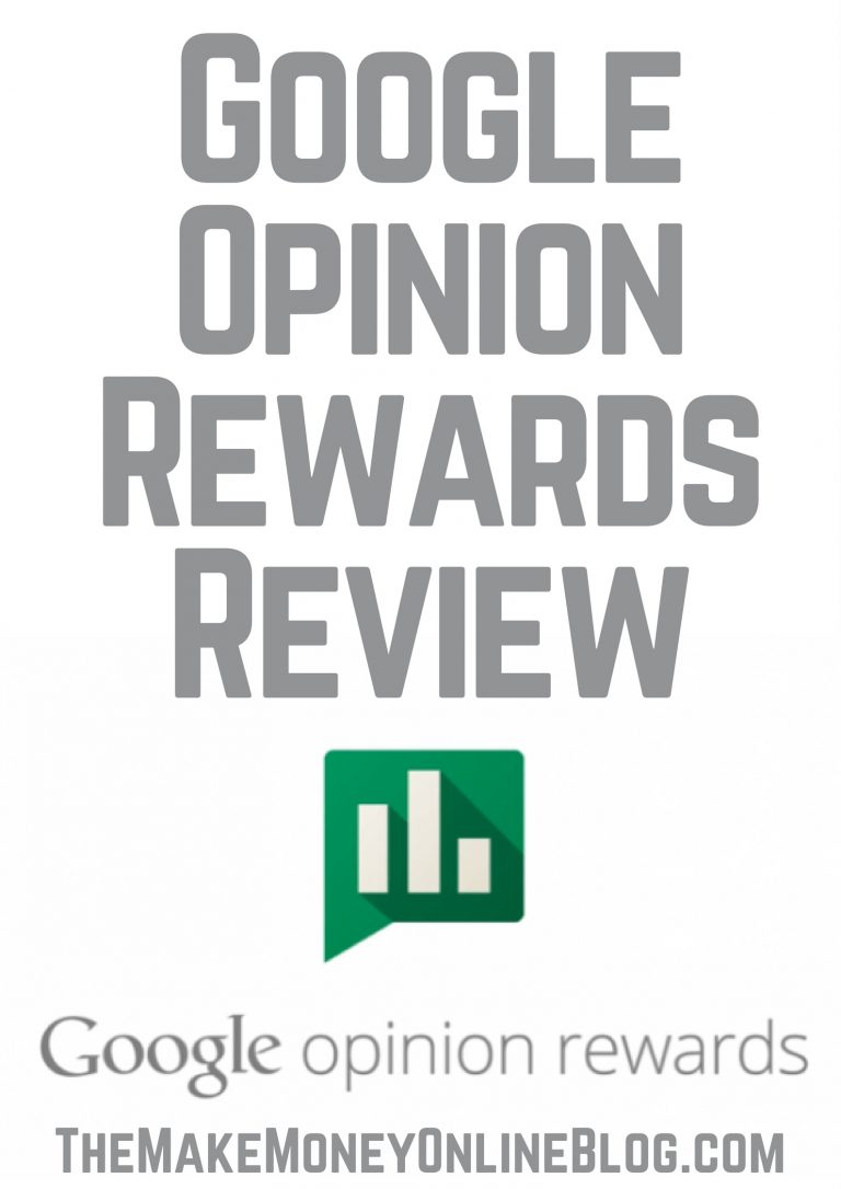 google opinion rewards review