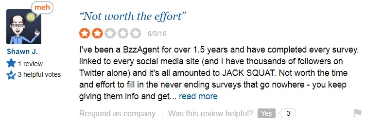 is bzzagent real or scam