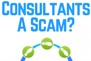 is four step marketing consultants a scam