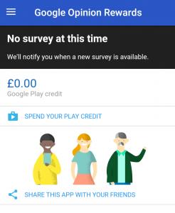 is google opinion rewards legit