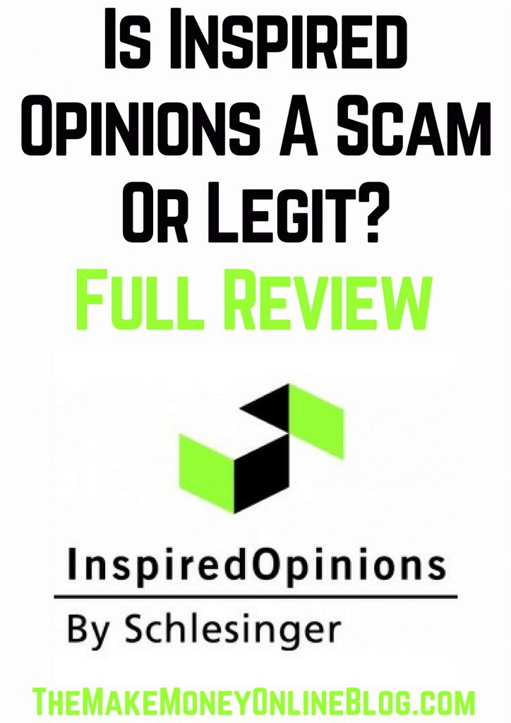 is inspired opinions a scam