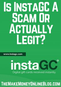 is instagc a scam