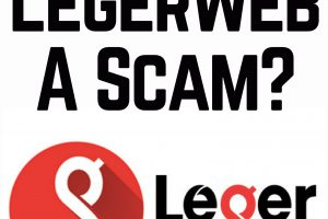 is legerweb a scam