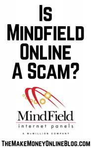 is mindfield online a scam or legit