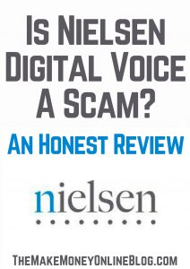 is nielsen digital voice a scam