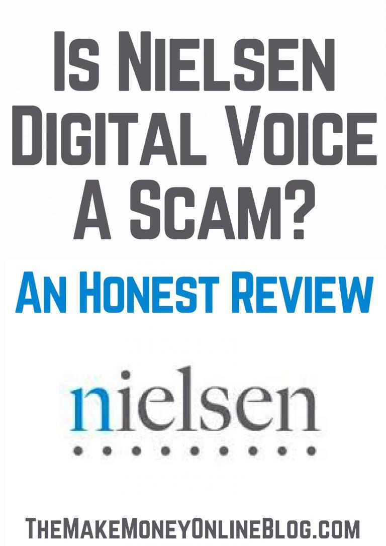 is nielsen digital voice a scam