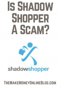 is shadow shopper a scam
