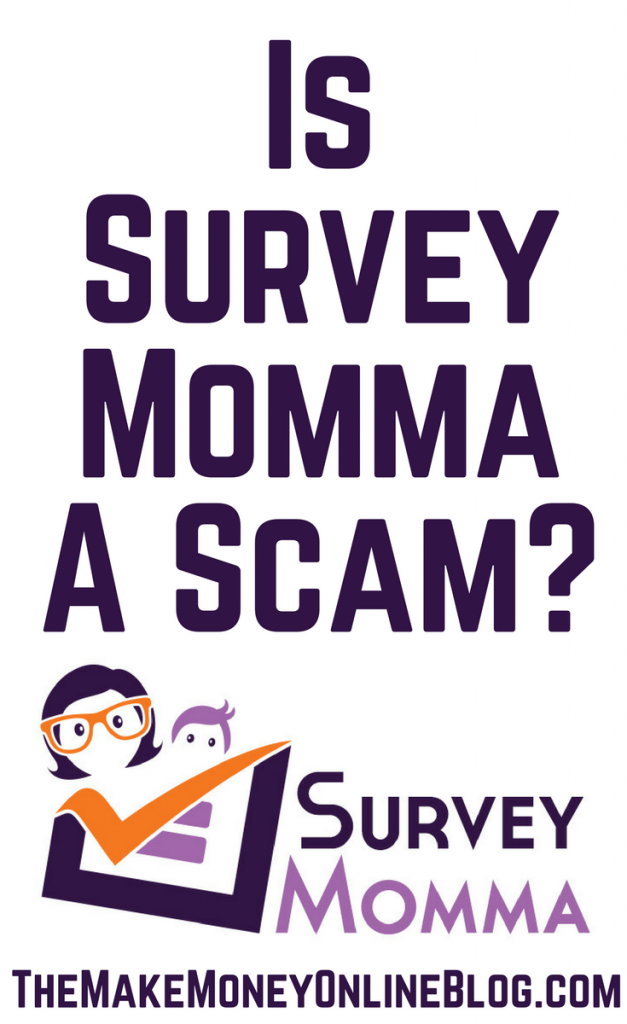 is survey momma a scam