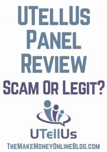 is utellus panel a scam or is utellus panel legit