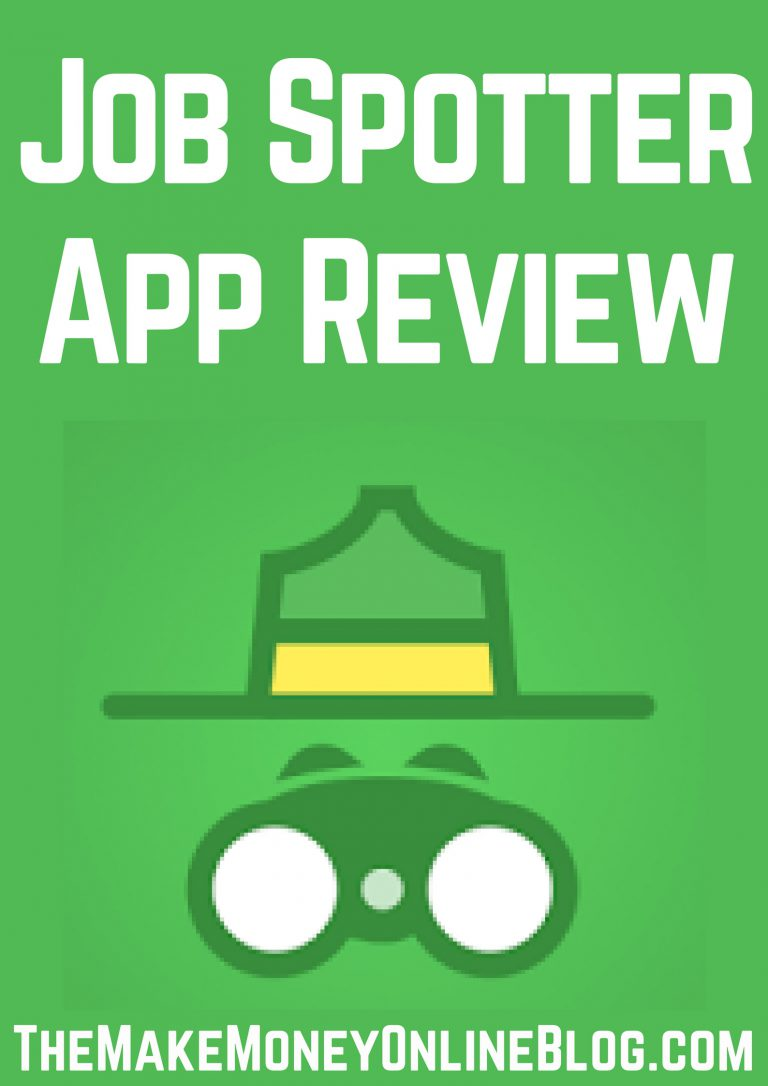 job spotter app review
