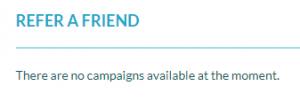 refer a friend affiliate program