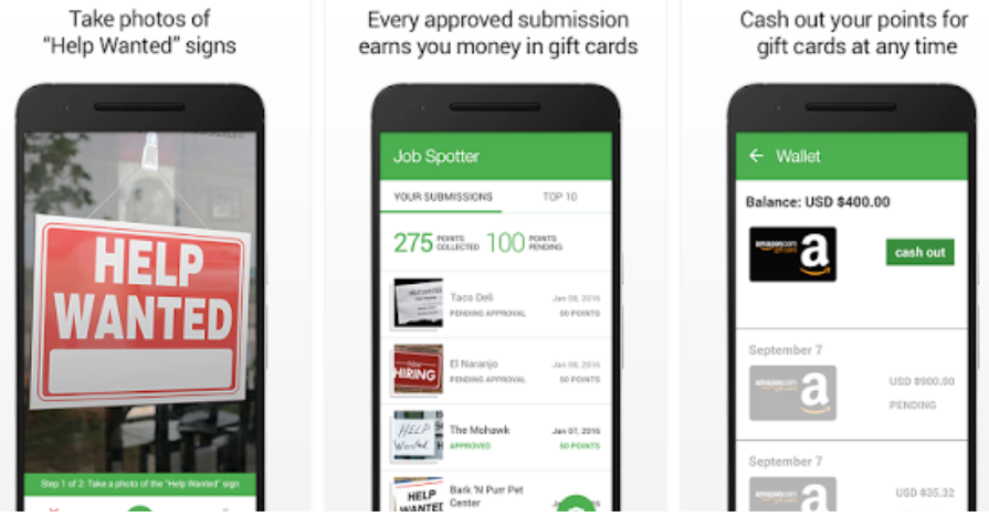 the job spotter app review scam legit
