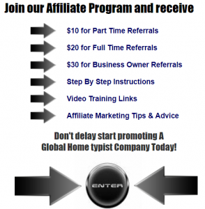 type at home affiliate program fake reviews